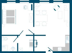 Grundriss Wohnung 04